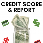 Fix and repair credit score and report