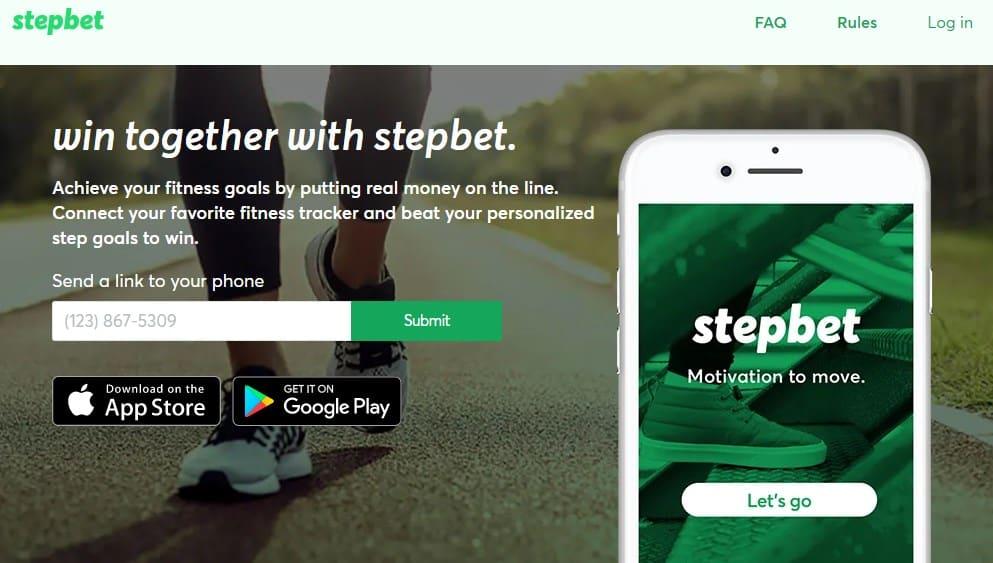 StepBet App