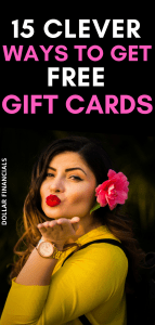 15 ways to get free gift cards