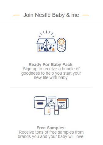 Nestle Free Baby Pack