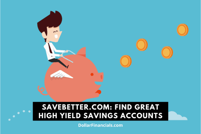 SaveBetter.com - Find Great High Yield Savings Accounts