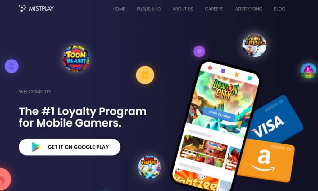 Chơi game kiếm tiền online với MistPlay
