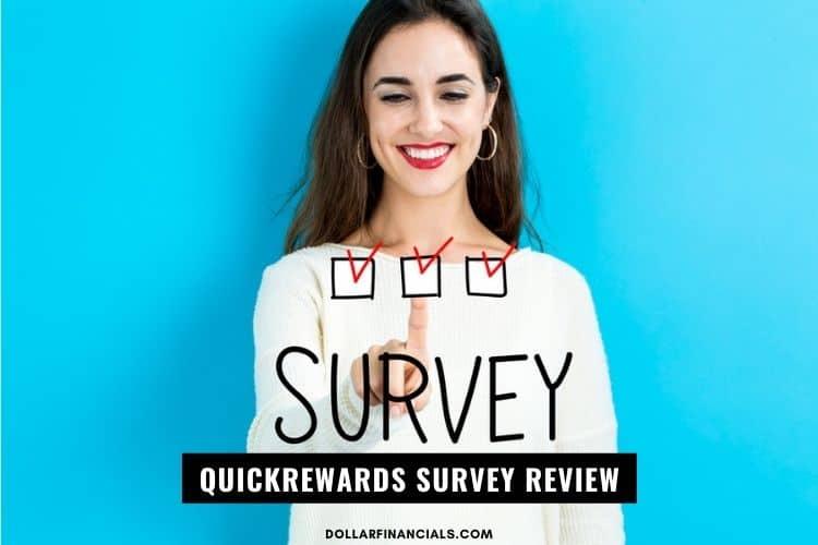 quickrewards survey review