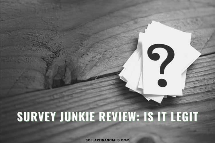 survey junkie review