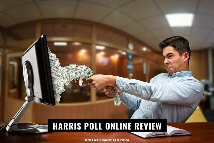 harris poll online review